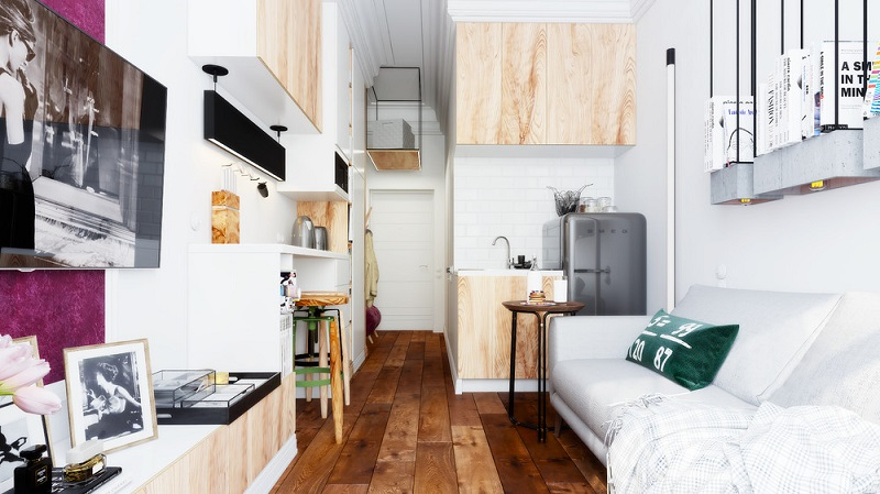 10 unique tips in decorating your small apartment into a bungalow