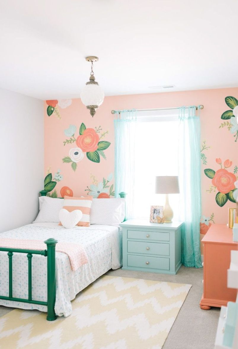 5 Modern And Sweet Bedroom Styles That Every Young Girl Will Love