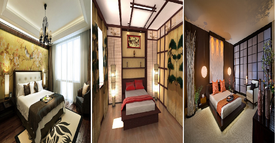9 Amazingly Zen Asian Style Bedrooms to Die For ...