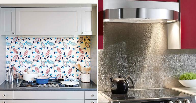 Brilliant 8 Types Of Creative Backsplash To Decorate Your Beautiful Home Interior And Landscaping Eliaenasavecom