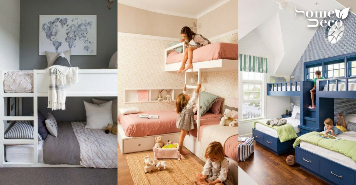 6 awesome bunk bed designs perfect for sleepovers