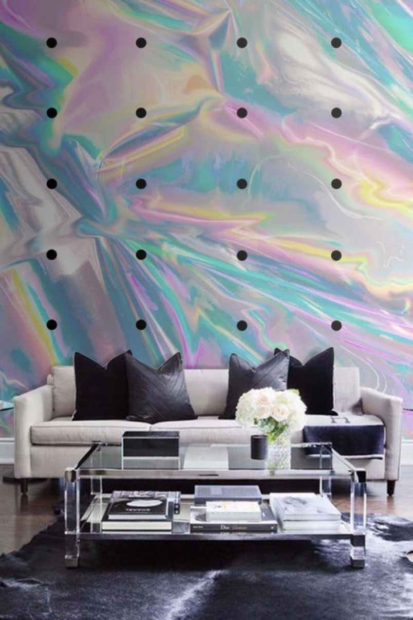 10 Sparkling And Gorgeous Iridescent Home Decor To Make