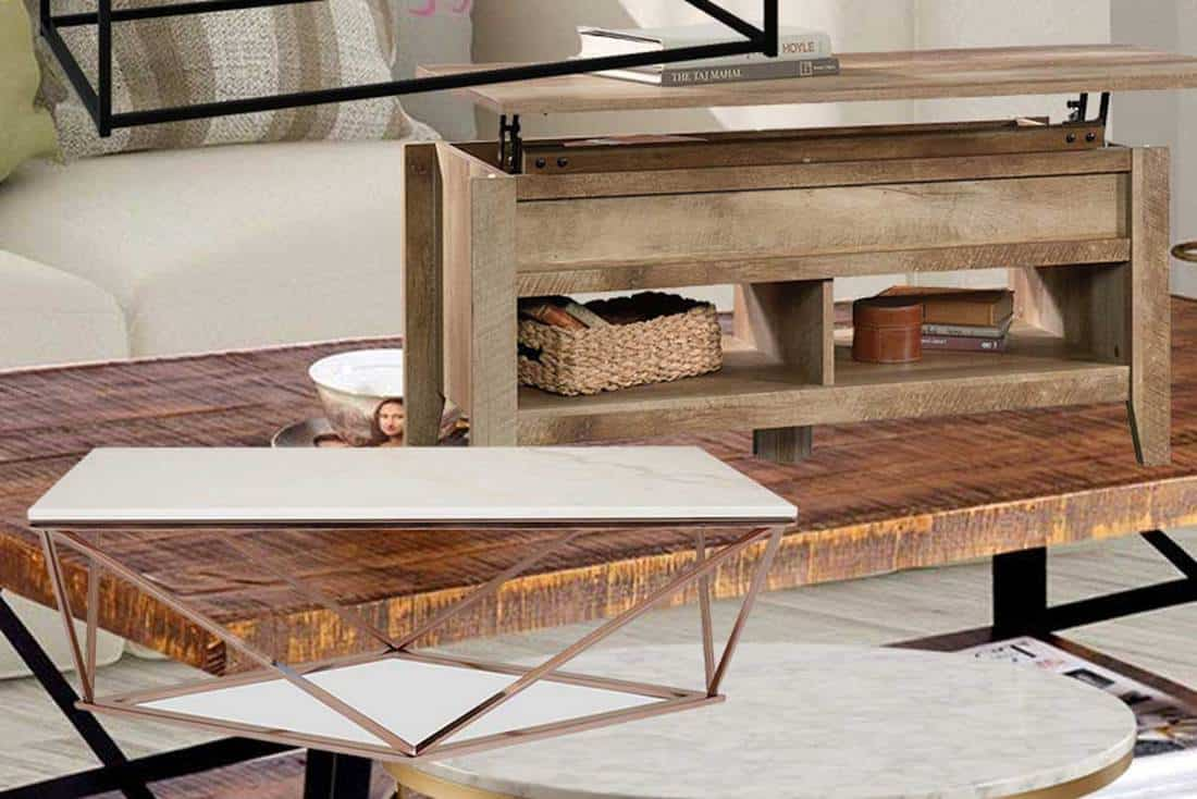 how much does a coffee table cost on
