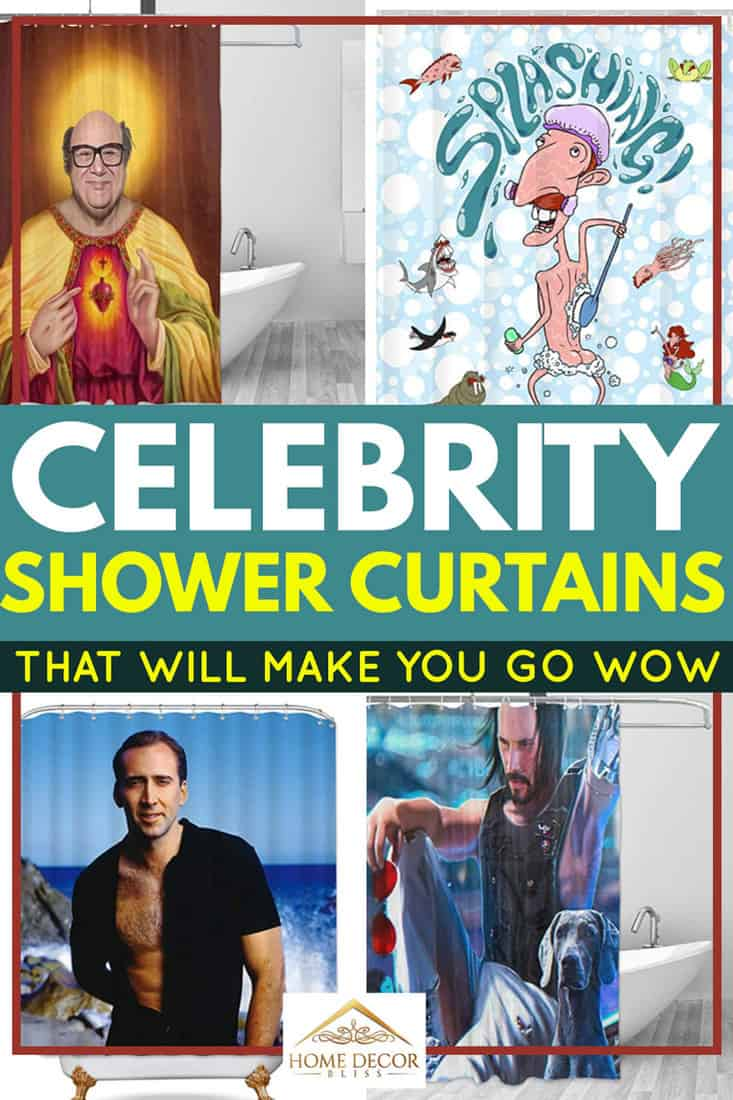 celebrity shower curtains that will