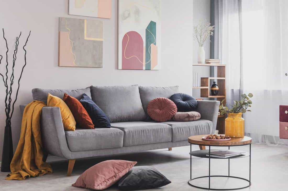 it cost to replace sofa cushions