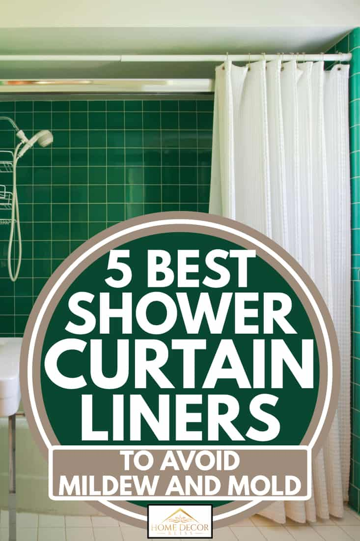 5 best shower curtain liners to avoid