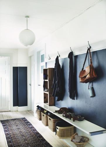 Hallway Decor, Hallway Storage Ideas