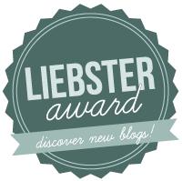 My Blog Won the Liebster Award!!
