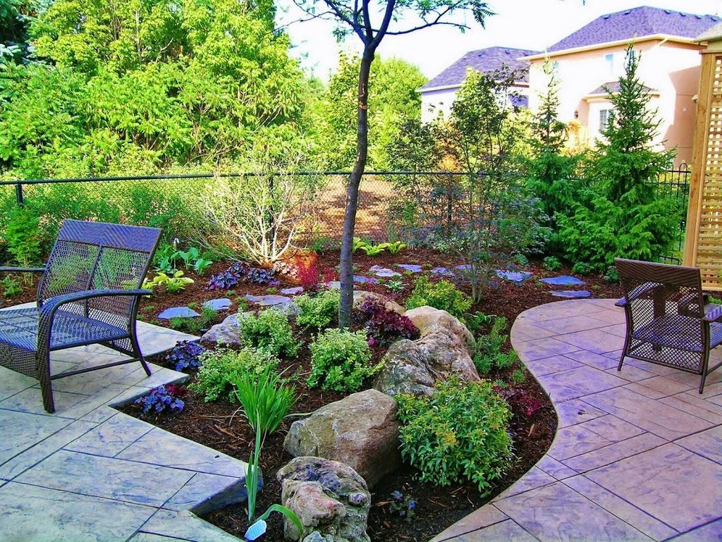 beautiful backyards, garden ideas on Stunning Backyards  id=62885