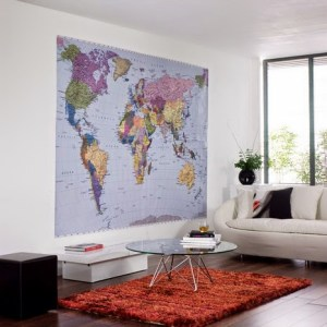 Decorate With Maps