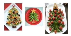 Christmas Tree Food Platter