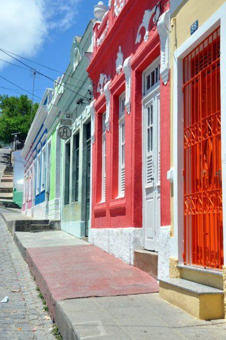 Colorful Brazil
