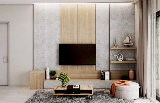 corner tv ideas