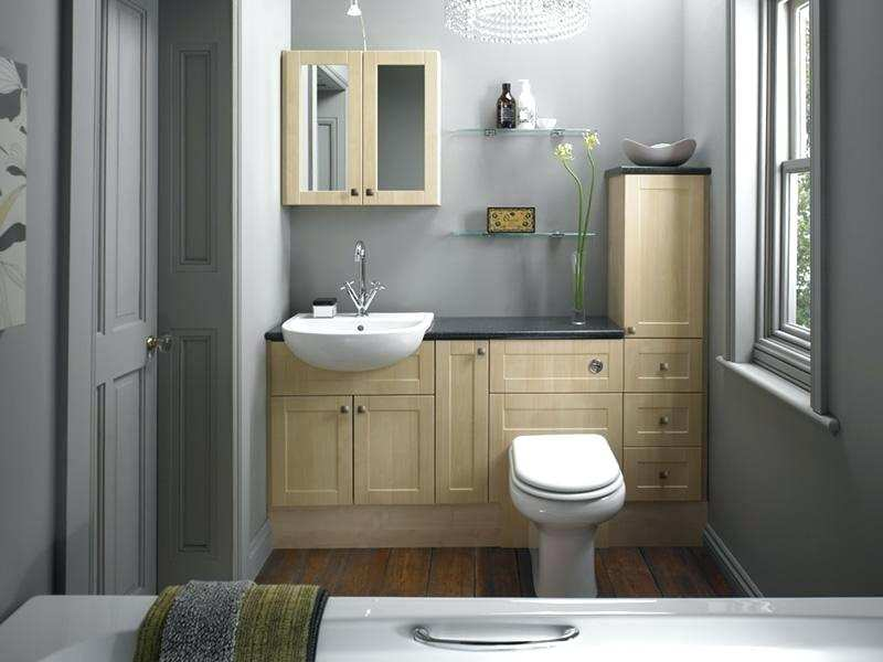 bathroom floor storage cabinet
