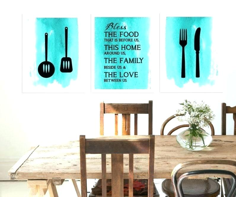 copper kitchen wall decor