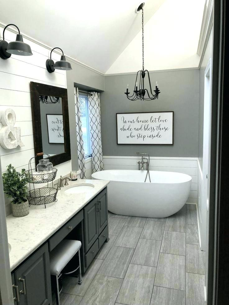 Pinterest master bathrooms