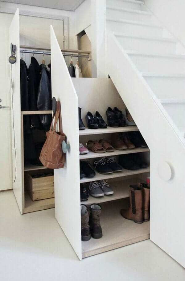 cheap storage ideas for small spaces