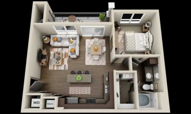 large barndominium floor plans