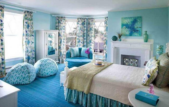 girl teen bedroom ideas