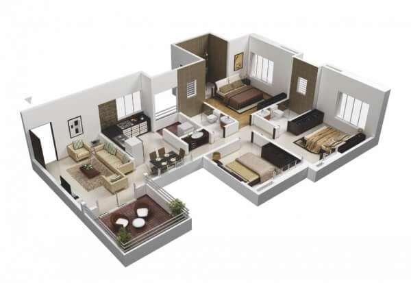 30x40 barndominium floor plans