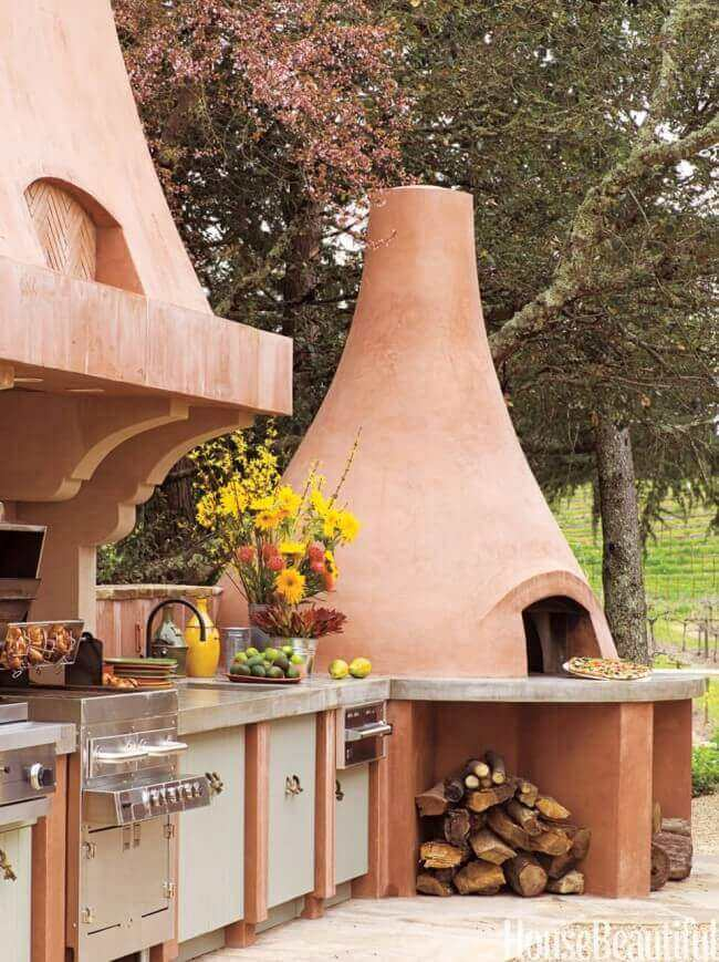 27 Inexpensive Outdoor Kitchen Ideas For Small Spaces