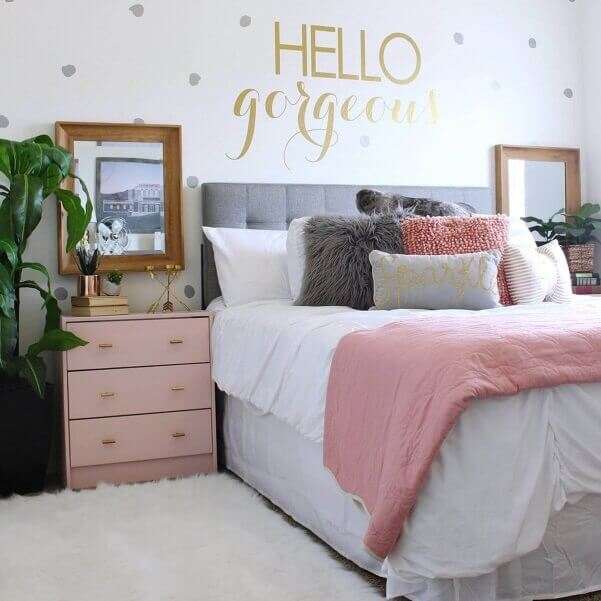 √ 34 Cool and Simple Teen Girl Bedroom Ideas for Small Rooms