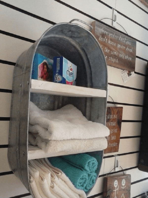Pinterest vintage laundry room decor
