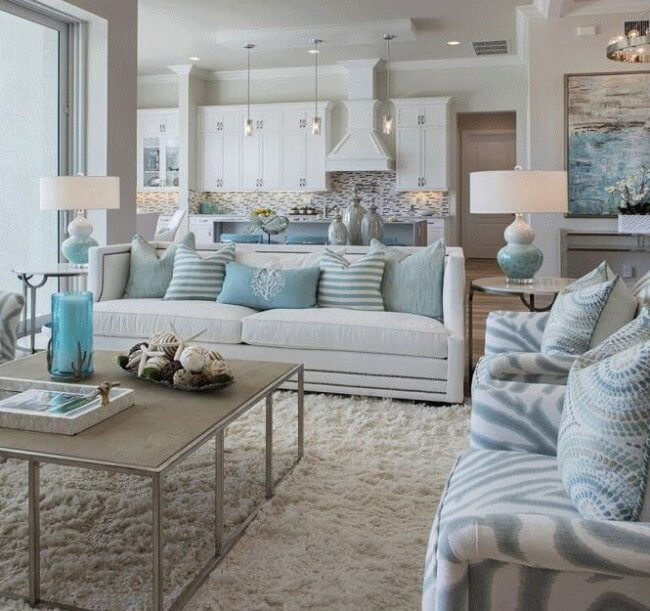 Home Design Color Ideas:  35 Best Living Room Color Schemes Brimming With Character