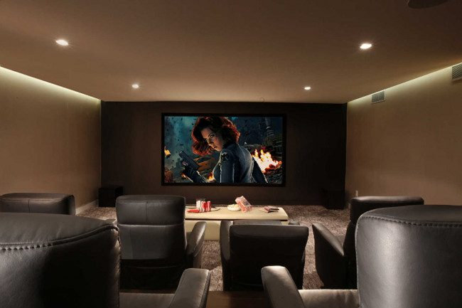 best media room ideas
