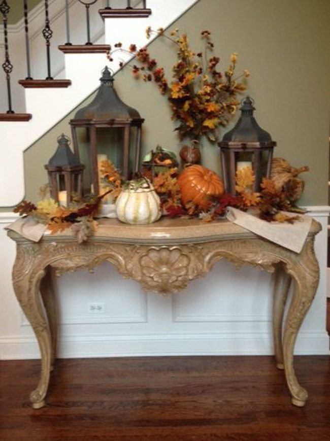 fall porch decor ideas pinterest