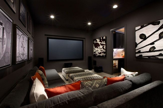 media room ideas australia