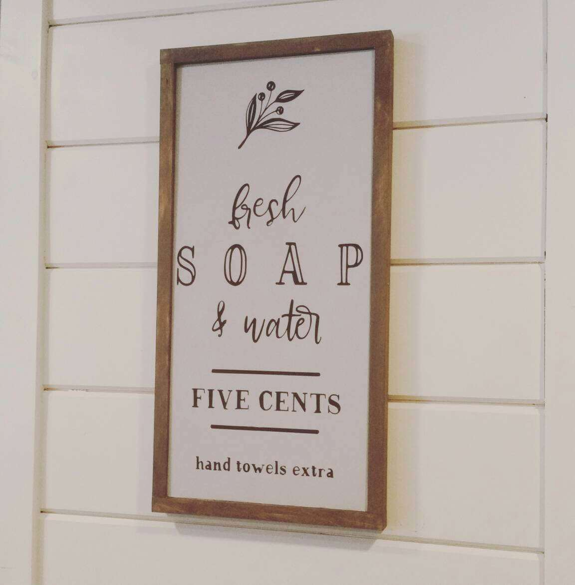 50 Funny Bathroom Sign Ideas To Inviting And Make Your Cozy
