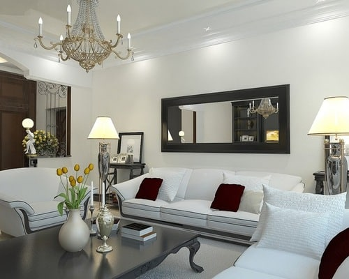Beautiful Large Wall Decorating Ideas For Living Room
