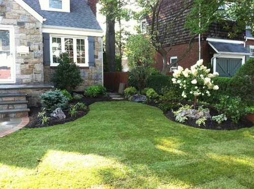 Choosing Tips For The Best Front Yard Design Plans