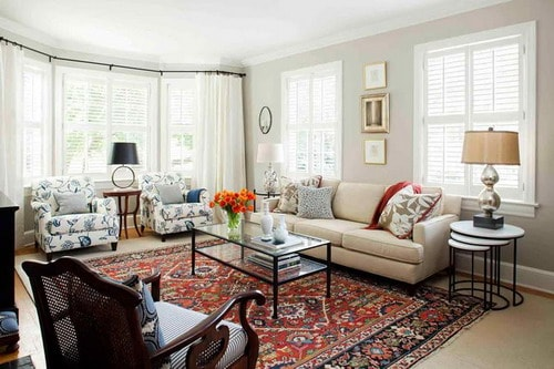 Easy Tips To Design The Perfect Living Room Interiors
