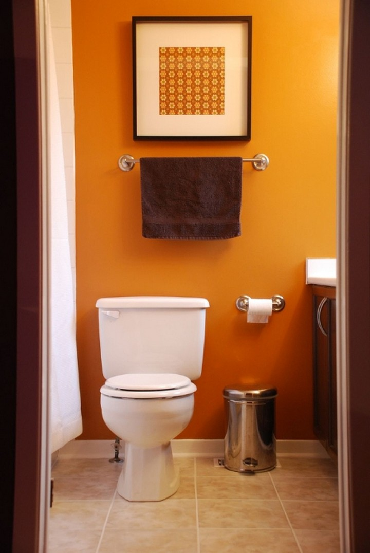 5 Decorating Ideas for Small Bathrooms   Home Decor Ideas on Simple Small Bathroom Ideas  id=96655