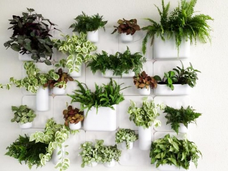 Amazing Home Décor With Greenery | Home Decor Ideas on Wall Sconces For Greenery Decoration id=45538