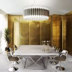 25 Astonishing Modern Dining Rooms For The Holiday Season Home Decor Ideas
