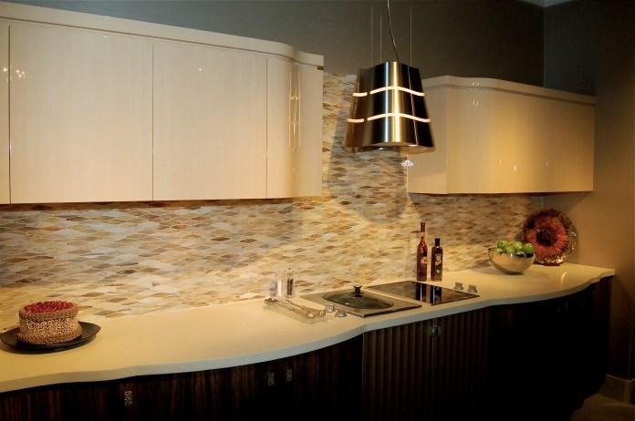Mosaic Kitchen Splashback Tiles Ideas Home Architec Ideas