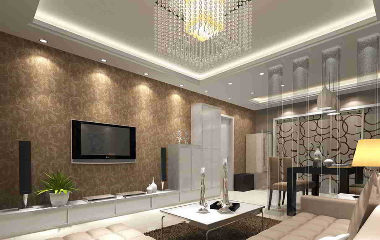 Wallpapers For Living Room Design Ideas In Uk Part 17