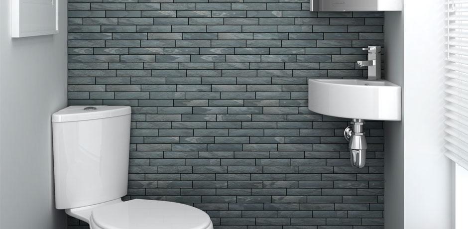 30 Best Bathroom Tiles Ideas for Small Bathrooms with Images on Small Space Small Bathroom Tiles Design  id=11920