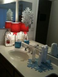 Inspiring Winter Bathroom Decor Ideas You Will Totally Love 11