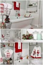 Inspiring Winter Bathroom Decor Ideas You Will Totally Love 18