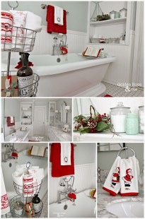 Inspiring Winter Bathroom Decor Ideas You Will Totally Love 18