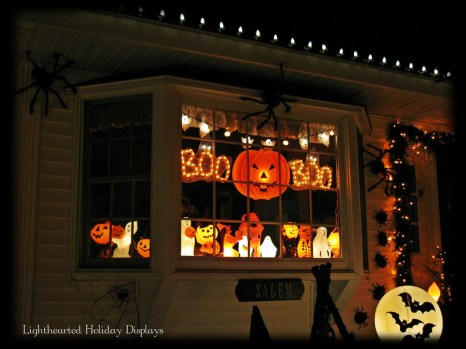 Scary But Creative DIY Halloween Window Decorations Ideas You Should Try 34
