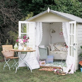 Adorable Modern Shabby Chic Home Decoratin Ideas 20