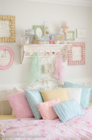 Adorable Modern Shabby Chic Home Decoratin Ideas 97