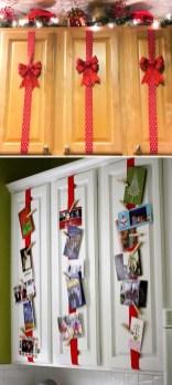Adorable Rustic Christmas Kitchen Decoration Ideas 70