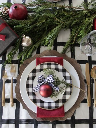Adorable Rustic Christmas Kitchen Decoration Ideas 78
