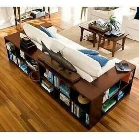 Brilliant Bookshelf Design Ideas For Small Space You Will Love 09